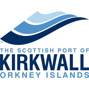 The Scottish Port Kirkwall Orkney Islands