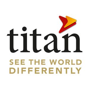 Titan. See the world differently
